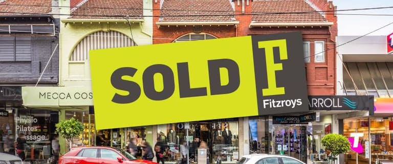 Shop & Retail commercial property sold at 632 Burke Road Camberwell VIC 3124