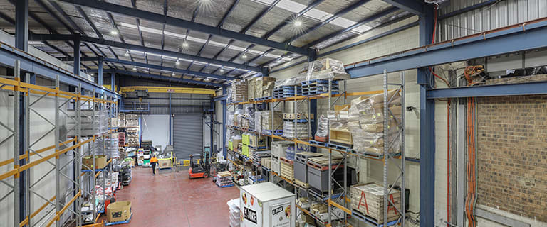 Factory, Warehouse & Industrial commercial property for sale at 204 Hume Highway Greenacre NSW 2190