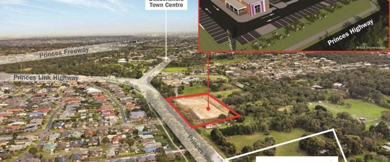 Shop & Retail commercial property for sale at 215 Princes Highway Beaconsfield VIC 3807