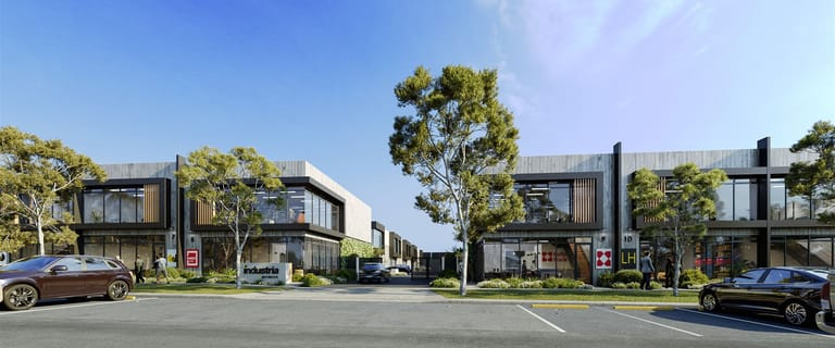 Factory, Warehouse & Industrial commercial property for sale at 84 -110 Cranwell St Braybrook VIC 3019