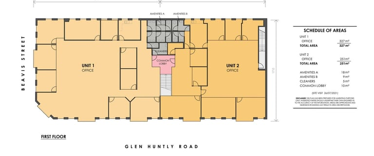 Shop & Retail commercial property for sale at 469-479 Glen Huntly Road Elsternwick VIC 3185