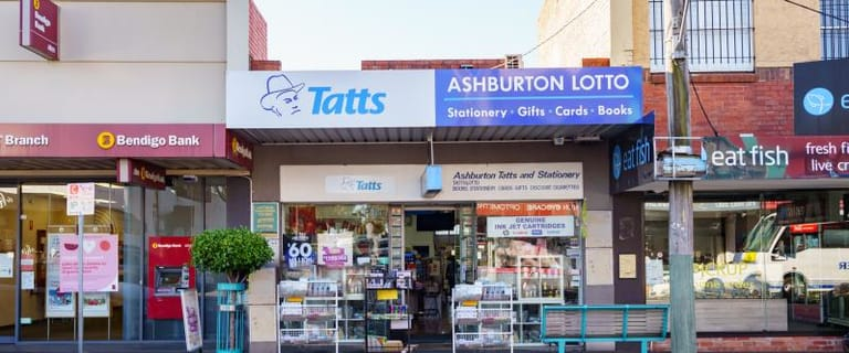 Shop & Retail commercial property for sale at 243 High Street Ashburton VIC 3147