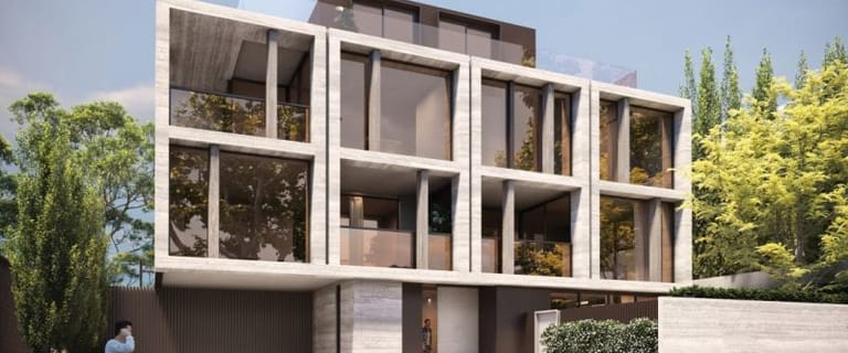 Development / Land commercial property sold at 763 Malvern Road Toorak VIC 3142