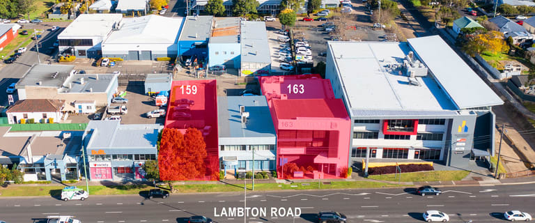 Offices commercial property for sale at 159&163 Lambton  Road Newcastle NSW 2300