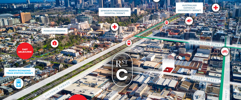 Shop & Retail commercial property for sale at 33-37 Rupert Street Collingwood VIC 3066