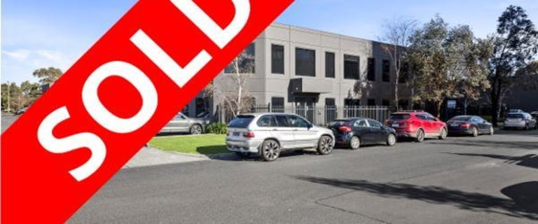 Offices commercial property sold at Unit 8/Unit 8, 273 Williamstown Road Port Melbourne VIC 3207
