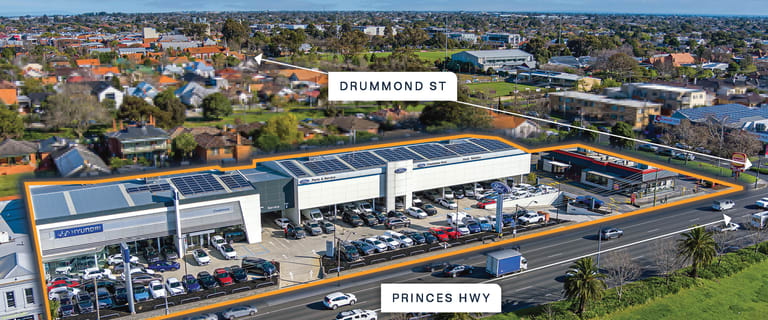 Showrooms / Bulky Goods commercial property for sale at 1406-1424 Dandenong Road Oakleigh VIC 3166