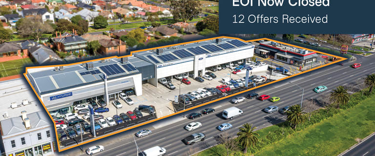 Shop & Retail commercial property for sale at 1406-1424 Dandenong Road Oakleigh VIC 3166