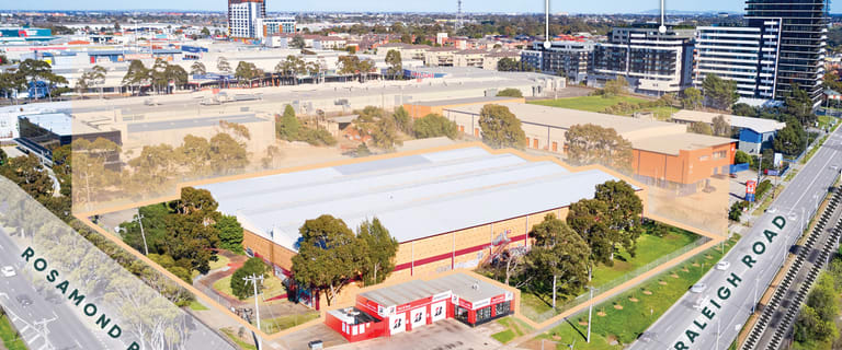 Factory, Warehouse & Industrial commercial property for sale at 191 Rosamond Road (Cnr Raleigh Road) Maribyrnong VIC 3032