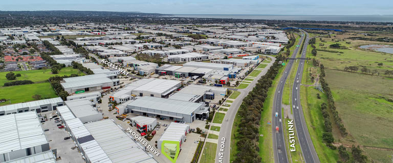 Showrooms / Bulky Goods commercial property sold at 2 Progress Drive Carrum Downs VIC 3201