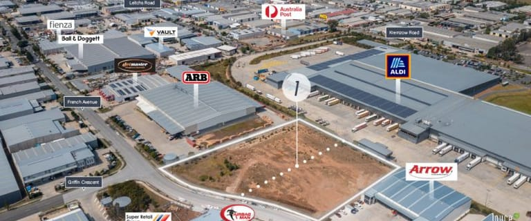 Development / Land commercial property for sale at 1 Robertson Street Brendale QLD 4500