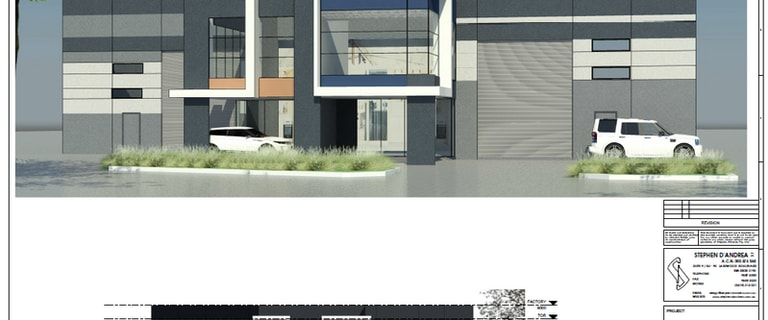 Factory, Warehouse & Industrial commercial property for sale at Lots 8 & 9 Parsons Avenue Springvale VIC 3171