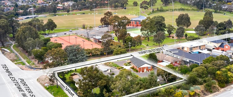 Development / Land commercial property sold at 1-5 Hawtin Street Templestowe VIC 3106