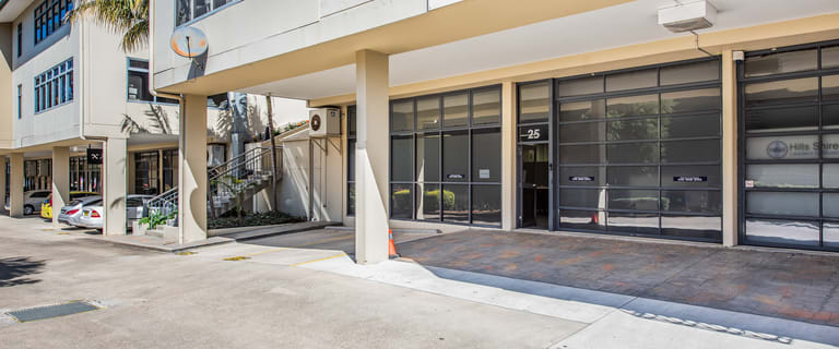 Showrooms / Bulky Goods commercial property for sale at 25/22 Hudson Avenue Castle Hill NSW 2154