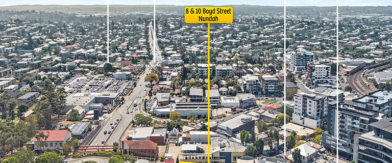 Development / Land commercial property for sale at 8 Boyd Street Nundah QLD 4012