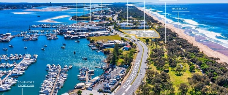 Hotel, Motel, Pub & Leisure commercial property for sale at Village East Resort/73 Seaworld Drive Main Beach QLD 4217