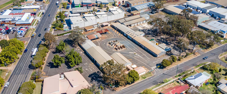 Factory, Warehouse & Industrial commercial property for sale at 177-185 Anzac Avenue Harristown QLD 4350