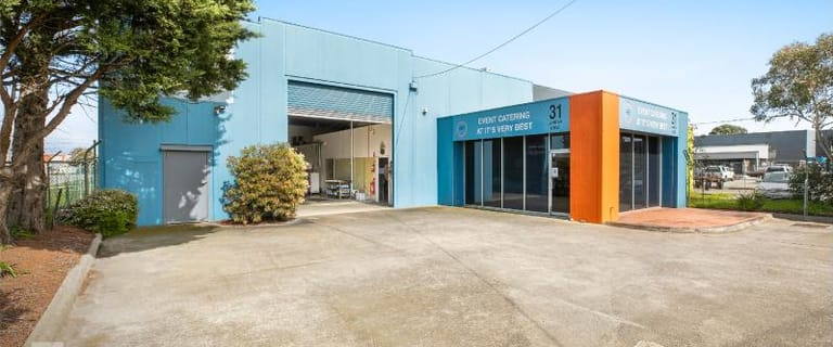Factory, Warehouse & Industrial commercial property for sale at 31 Jarrah Drive Braeside VIC 3195