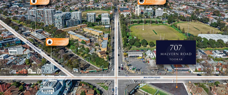 Shop & Retail commercial property for sale at 707 Malvern Road Toorak VIC 3142