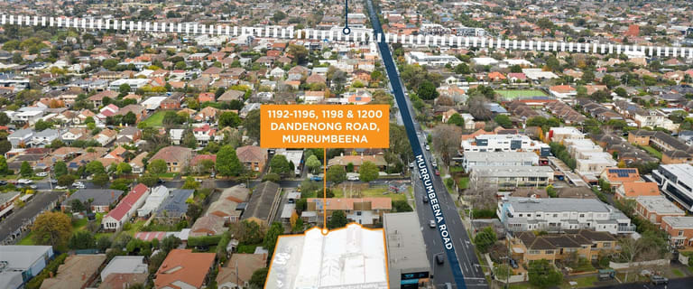 Development / Land commercial property for sale at 1192-1200 Dandenong Road Murrumbeena VIC 3163