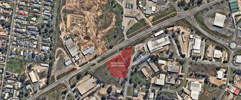 Development / Land commercial property for sale at 554 & 560 Wagga Road Lavington NSW 2641