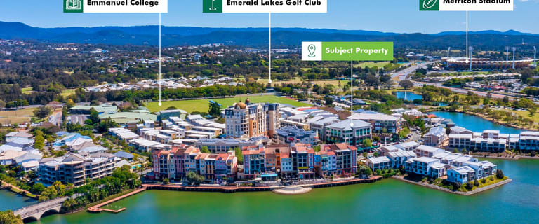 Offices commercial property for sale at 3027 The Boulevard Carrara QLD 4211