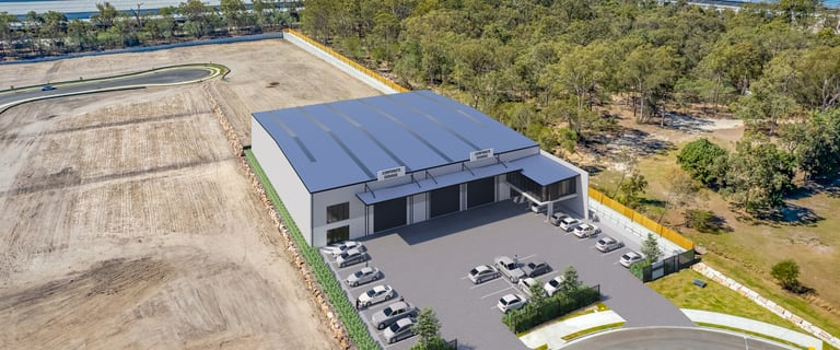 Factory, Warehouse & Industrial commercial property for lease at Lot 817 Quilton Place Crestmead QLD 4132