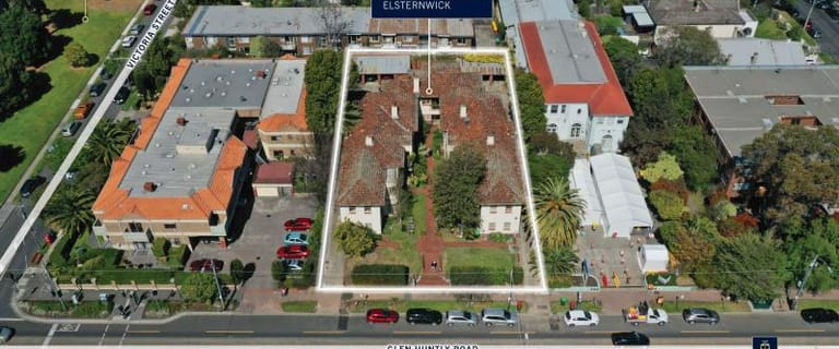 Development / Land commercial property for sale at 500-506 Glen Huntly Road Elsternwick VIC 3185