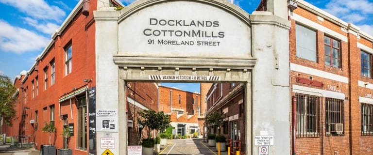 Serviced Offices commercial property for sale at 48/91 Moreland Street Footscray VIC 3011