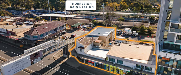 Development / Land commercial property for sale at 270-272 Pennant Hills Road Thornleigh NSW 2120