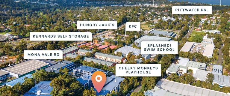 Medical / Consulting commercial property for sale at 1105-1109/4 Daydream Street Warriewood NSW 2102