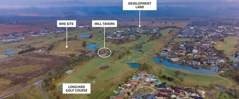 Development / Land commercial property for sale at Greg Norman Drive Hillvue NSW 2340