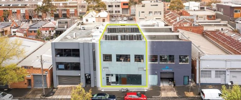 Offices commercial property for sale at 268 Rosslyn Street West Melbourne VIC 3003