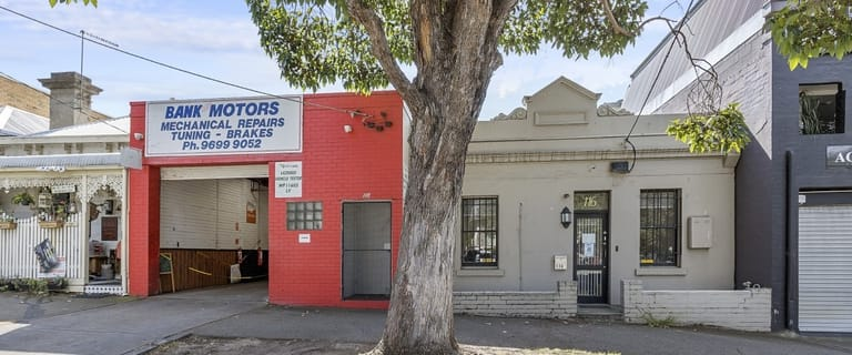 Factory, Warehouse & Industrial commercial property for sale at 116-118 Bank St South Melbourne VIC 3205