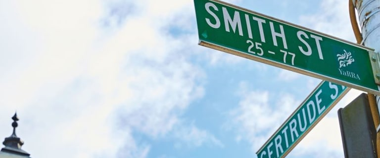 Development / Land commercial property for sale at 110 & 112 Smith Street Collingwood VIC 3066