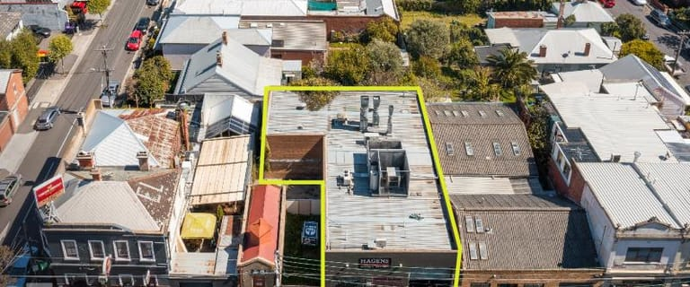 Factory, Warehouse & Industrial commercial property for sale at 52 Lennox Street Richmond VIC 3121