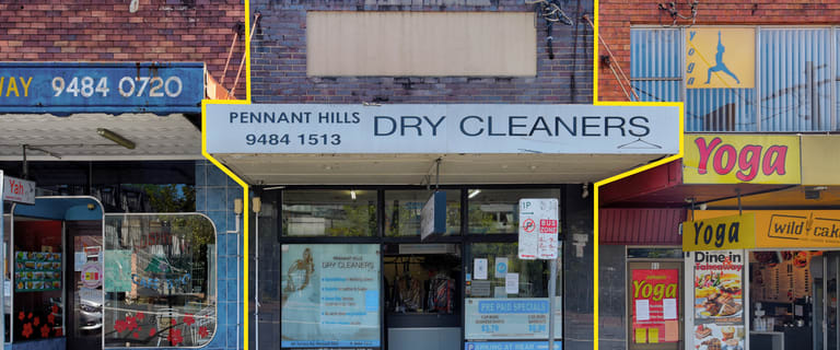 Shop & Retail commercial property for sale at 88 Yarrara Road Pennant Hills NSW 2120