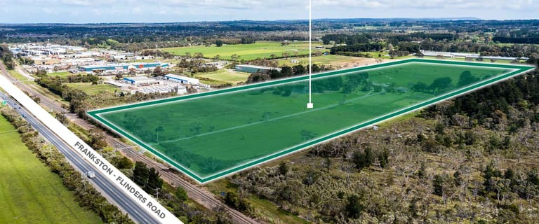 Development / Land commercial property for sale at 1750 Frankston-Flinders Road Tyabb VIC 3913