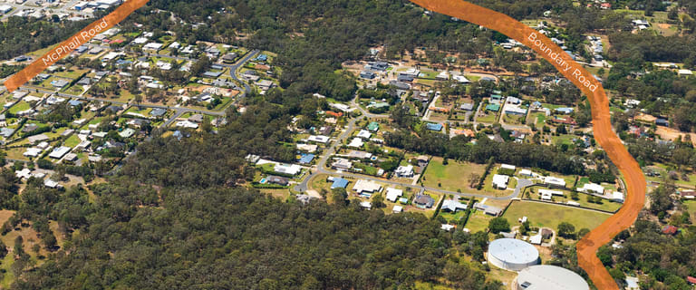 Development / Land commercial property for sale at Narangba QLD 4504