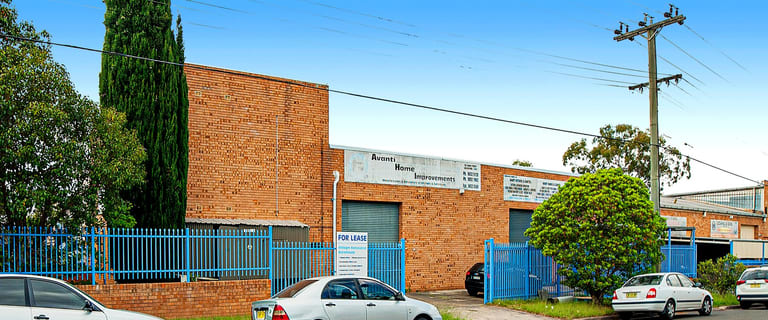 Factory, Warehouse & Industrial commercial property for sale at 36 Cann Street Guildford NSW 2161
