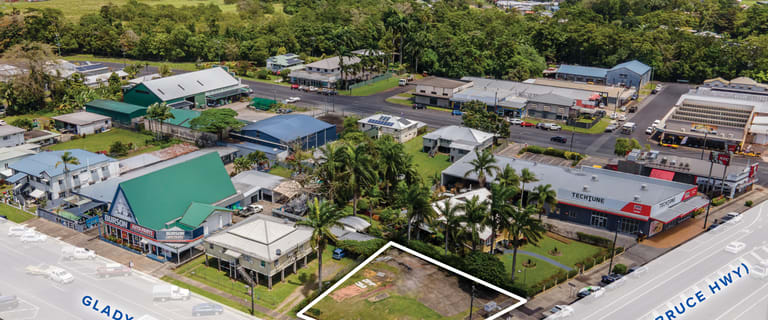 Development / Land commercial property for sale at 132 Edith St Innisfail QLD 4860