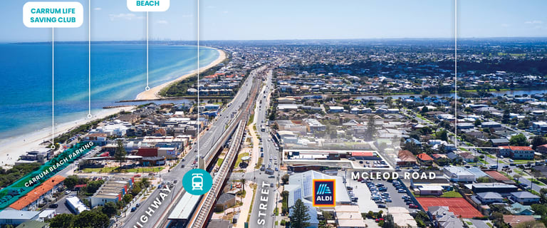 Development / Land commercial property for sale at 510-512 Station Street Carrum VIC 3197