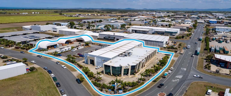 Development / Land commercial property for sale at 34 Central Park Drive Paget QLD 4740