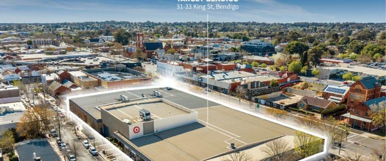 Development / Land commercial property for sale at Target Bendigo 31-33 King Street Bendigo VIC 3550