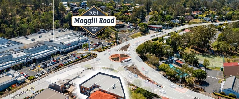 Shop & Retail commercial property for sale at 2051 Moggill Road Kenmore QLD 4069