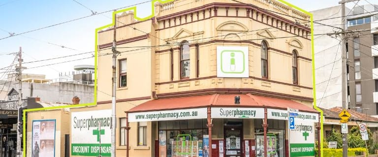 Shop & Retail commercial property for sale at 92 Lygon Street Brunswick East VIC 3057