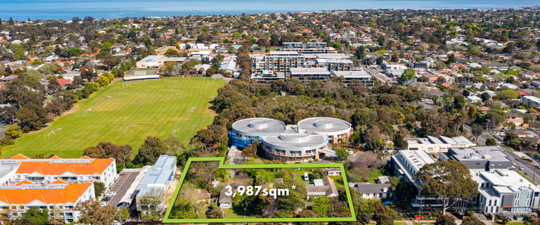 Hotel, Motel, Pub & Leisure commercial property for sale at 5-11 George Street Sandringham VIC 3191
