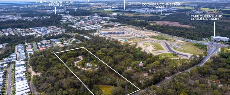 Development / Land commercial property for sale at 54 George Alexander Way Coomera QLD 4209