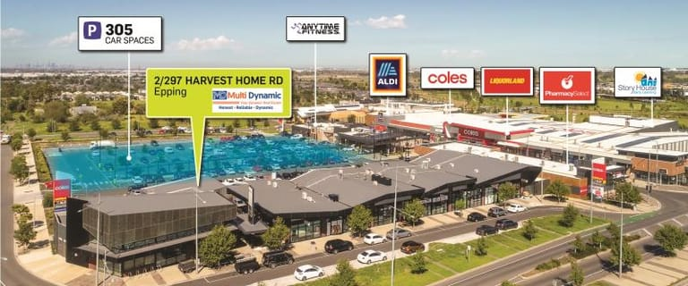 Shop & Retail commercial property for sale at Shop 2/297 Harvest Home Road Epping VIC 3076