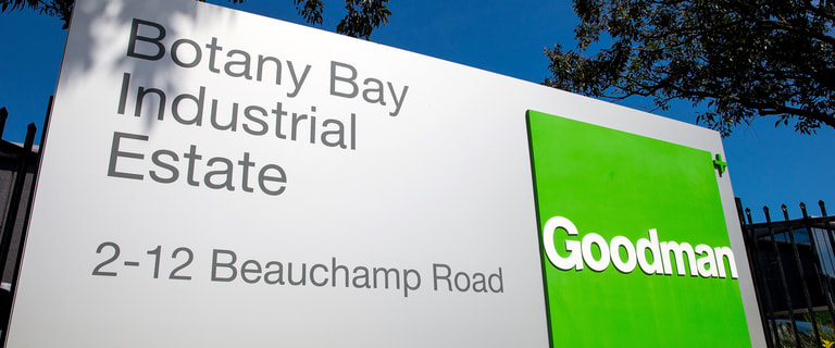 Factory, Warehouse & Industrial commercial property for lease at 2-12 Beauchamp Road Botany NSW 2019